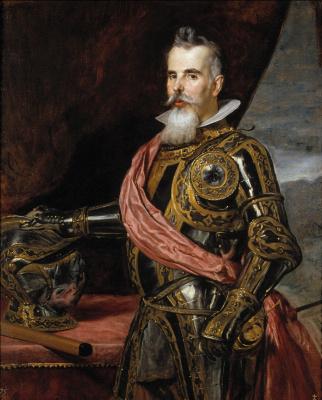 Диего Веласкес. Портрет Хуана Франсиско Пиментеля