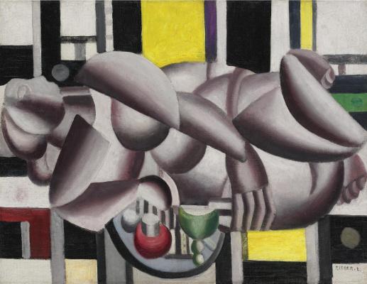 Fernand Leger. Reclining Nude