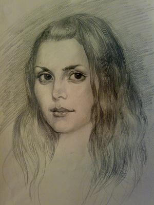 Daniil Litvinov. Портрет