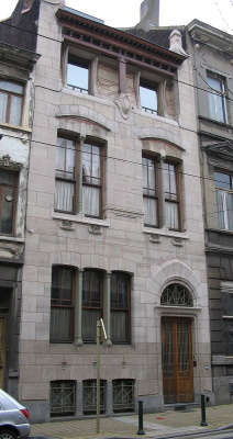 Victor Horta. House Otrick