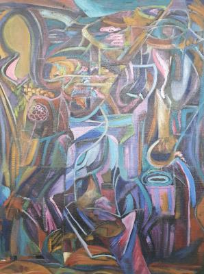 Valentina Alekseevna Yatsishina. Untitled