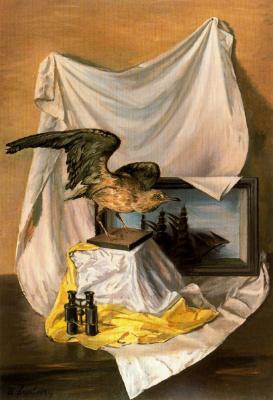 Андре Хамбоург. Птица
