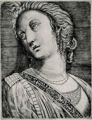 Jacopo de Barbary. Female figure