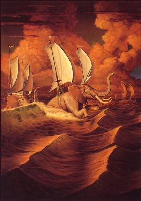 Тим О Брайен. Слоны с парусами