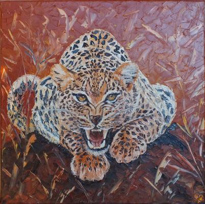 Кристина Смородова. Леопард