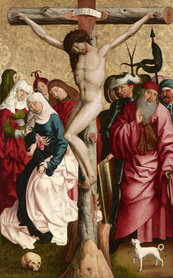 Ryuland Fruauf Elder. The Crucifixion