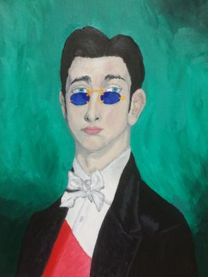 Serge Jagat. Son of france