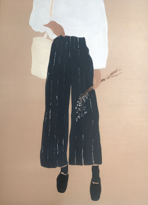 Anastasia Oraina. Serenity