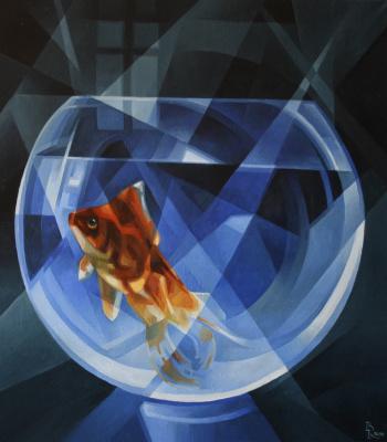 Vasily Krotkov. Aquarium number 2. Post-cubutourism