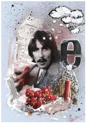 Anya Marriage. George Harrison