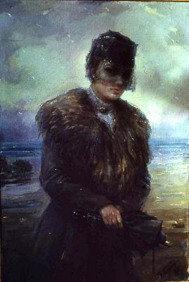 Vladimir Alekseevich Bernadin. Untitled