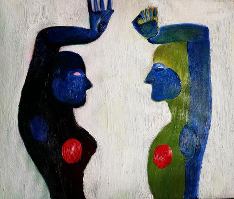 Olga Grig. Love