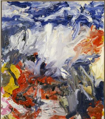 Willem de Kuning. Untitled V