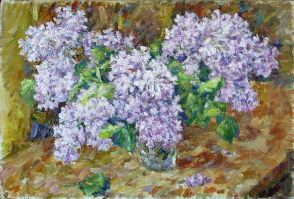 Urii Parchaikin. Lilac