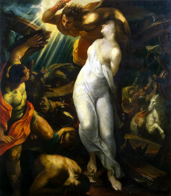 Francisco Ribalta. The Martyrdom Of Saint Catherine