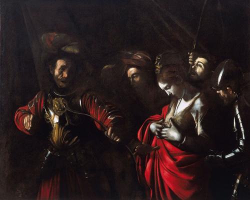 Мученичество святой Урсулы
