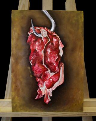 """Anna Komovich. """"Meat"""""""