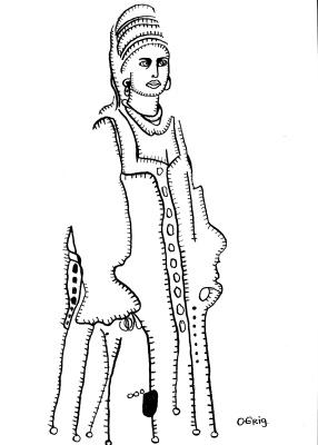 Olga Grig. Girl
