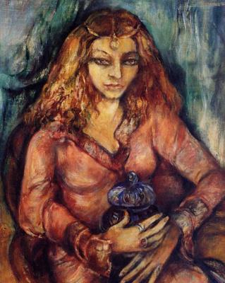 Сильвия Ари. Пандора