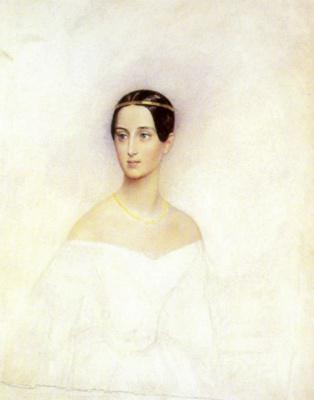 Портрет великой княжны Татьяны Александровны