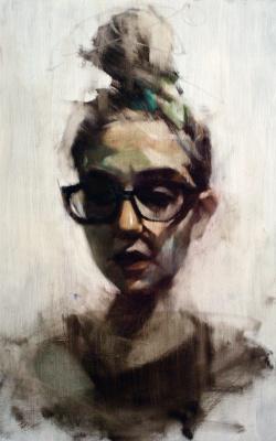 Alisher Kushakov. Portrait 2