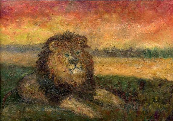 Anastasia Gennadievna Kamenskaya. Lion
