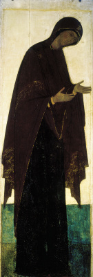 Andrey Rublev. Mother of God