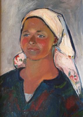 Лилиана Николаевна Расторгуева. Галя