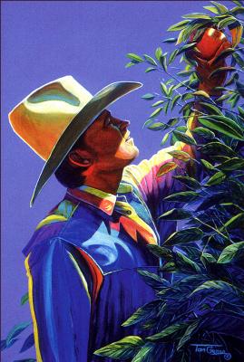 Том Гресс. Урожай