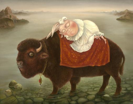 Irena Aizen. Sleeping Beauty
