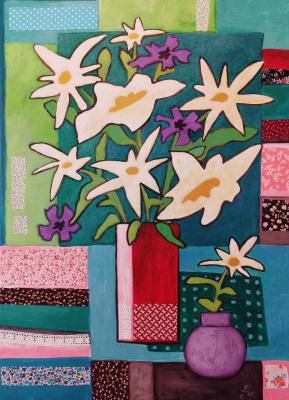 Svetlana Konstantinova. Bouquet