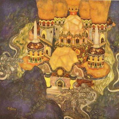Эдмунд Дюлак. Замок
