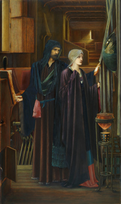 Edward Coley Burne-Jones. Master