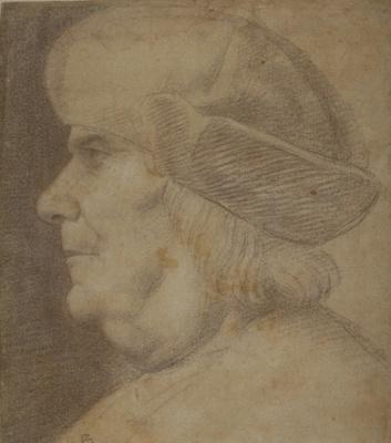 Gentile Bellini. Portrait of an elderly man