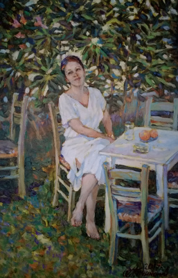 George Lapchinsky. Summer