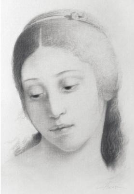 Ольга Акаси. Raphael girl