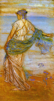 James Abbot McNeill Whistler. Annabel Lee