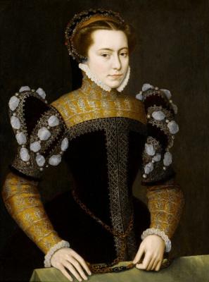 Antonis van Dashorst Mor. Margaret de Parma