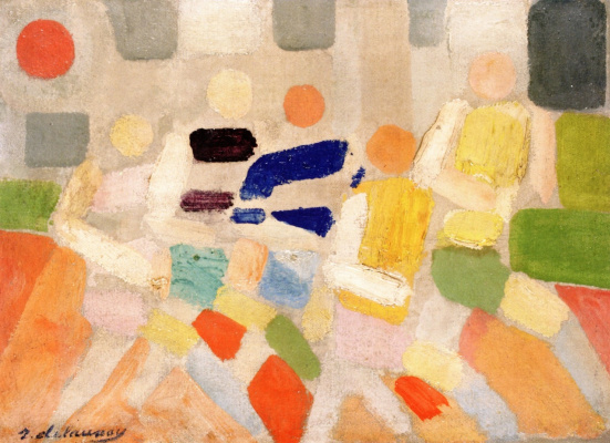 Robert Delaunay. Runners
