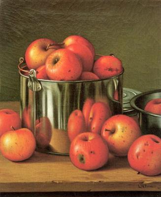 Леви Уэллс Прентис. Красные яблоки