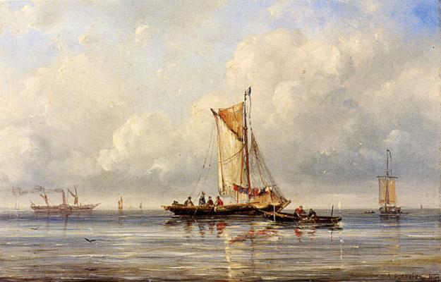 Рыбалка в Кальме