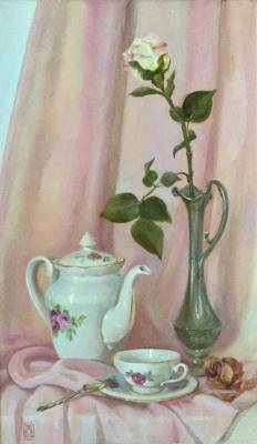 Марина Лев. Чай в Версале