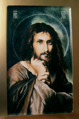 Сергей Павлович Колько. Иисус в пустыне