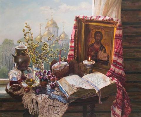 Эдуард Порфирьевич Панов. Воскресенье Христово