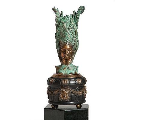 """Ernst Fuchs. Watch """"Janus"""""""