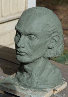 Svetlana Holodnyak. Young man