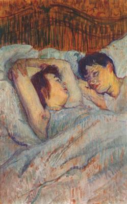 Анри де Тулуз-Лотрек. В постели