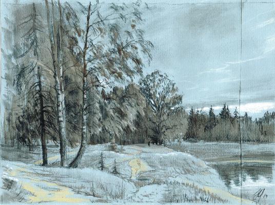 Андрей Ноаров. Пейзаж