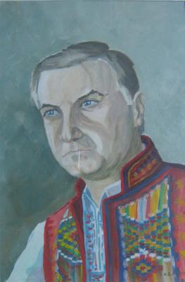 Ivan Vasilyevich Kovacs. Michael Grad-Rusyn writer