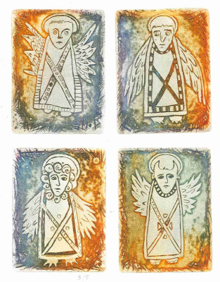 Alexander Dmitrievich Svistunov. Saints
